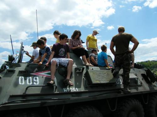 2011. 07. Gyerektábor Zamárdi