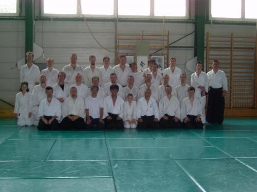 2003. 08. Eger Edzőtábor