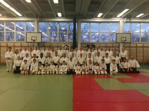 2018.11.17. Szeltner Aikido Dojo 25. éves jubileum