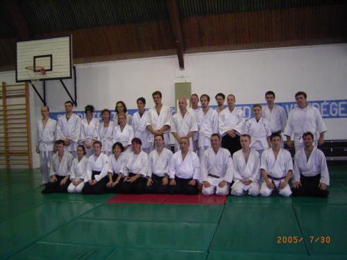 2005. 07. Duisburg, Tatabányai tábor