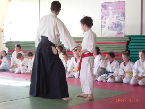 2005. 09. Gyerekedzés Eger