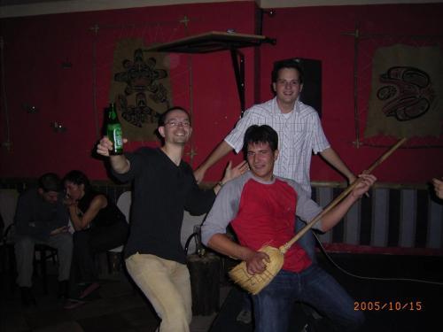 2005. 10. Eger Dojószülinap
