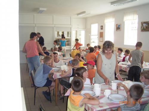 2006. 07. Gyerektábor Zamárdi