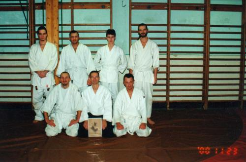 aikido 2000 starján